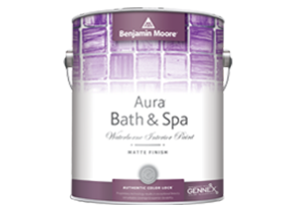 Aura® Bath & Spa Waterborne